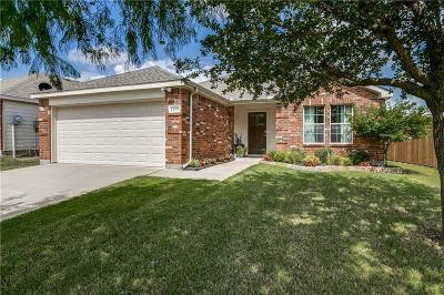 Forney Single Family Home Active Contingent: 2007 Jasmine Court