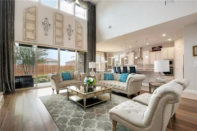 Prosper Single Family Home For Sale: 2111 Arbol Way