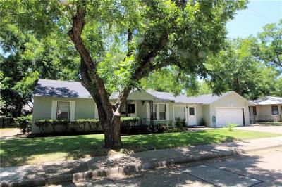 Irving Single Family Home For Sale: 2524 Grove Street