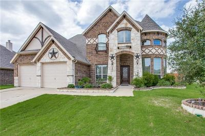 Fate Single Family Home For Sale: 112 Stevenson Drive