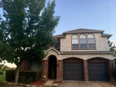 Tarrant County Single Family Home For Sale: 4244 Shores Court