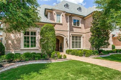 Frisco Single Family Home For Sale: 6422 Memorial Drive