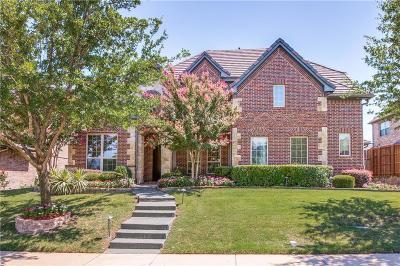 Irving Single Family Home Active Option Contract: 120 Alto Vista Drive
