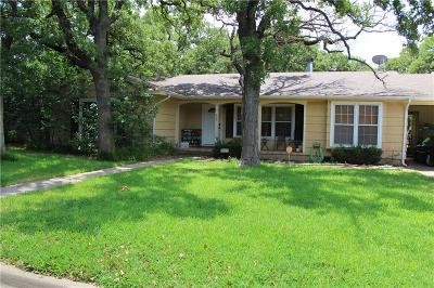 Mineral Wells Single Family Home Active Option Contract: 807 NW 11th Street
