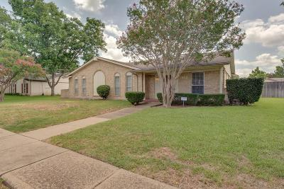 Single Family Home For Sale: 518 Colonial Drive
