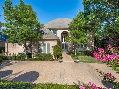 Collin County Single Family Home For Sale: 4708 Stonehearth Place
