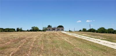 Joshua Single Family Home For Sale: 9811 NE County Road 915a Road N