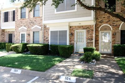 Plano Condo For Sale: 3801 14th Street #104