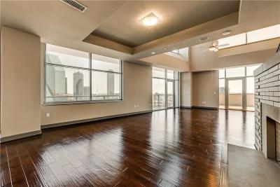 Dallas  Residential Lease For Lease: 1700 Cedar Springs Road #2506