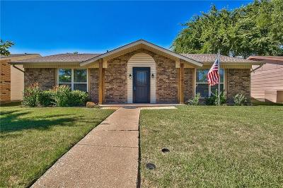 Allen Single Family Home For Sale: 931 Wandering Way Drive