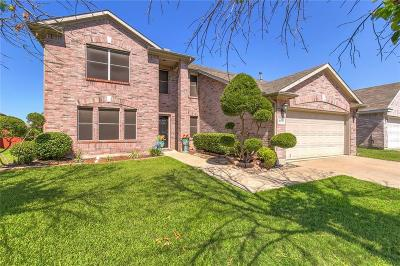 North Richland Hills Single Family Home Active Option Contract: 5713 Robins Way
