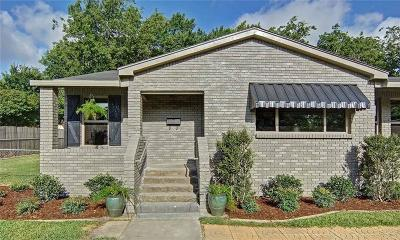 Haltom City Single Family Home Active Option Contract: 3733 Gene Lane