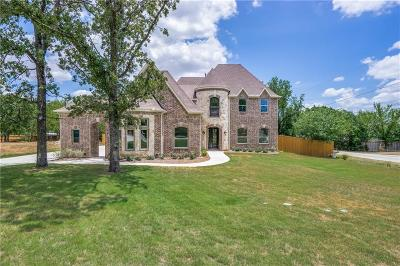 Kennedale Single Family Home For Sale: 100 Falcon Crest Drive