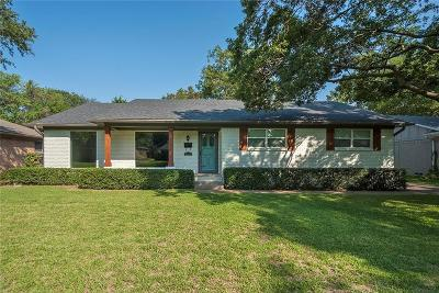 Single Family Home For Sale: 6923 Arboreal Drive