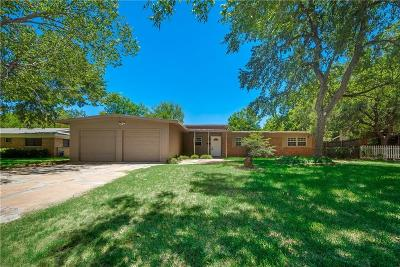 Richland Hills Single Family Home For Sale: 2660 Kingsbury Avenue