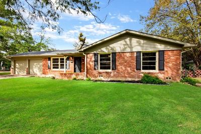 Fort Worth Single Family Home For Sale: 6905 Jewell Avenue