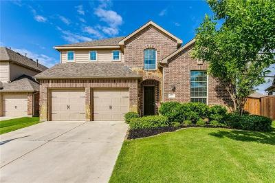 Fort Worth TX Single Family Home For Sale: $370,000