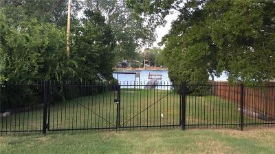 Weatherford Residential Lots & Land Active Option Contract: 1723 E Lake Drive