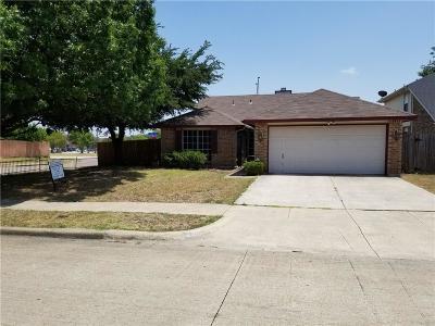 Arlington Single Family Home Active Option Contract: 2220 Gladstone Drive