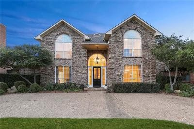 Dallas Single Family Home For Sale: 4127 Rainsong Drive