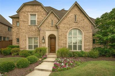 Frisco Single Family Home Active Option Contract: 12559 Loxley Drive