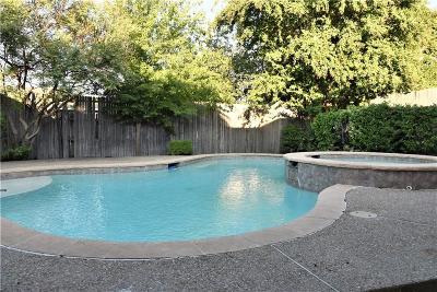 Allen Single Family Home For Sale: 618 Aldenwood Street