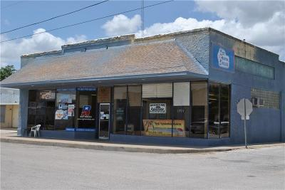 Comanche Commercial For Sale: 217 N Houston Street