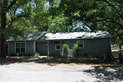 Single Family Home For Sale: 504 S Bryan Street