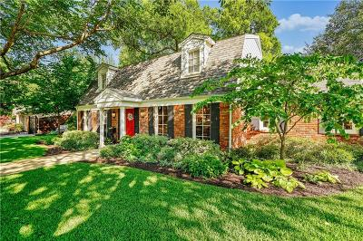 Single Family Home Active Option Contract: 4209 Shady Creek Drive