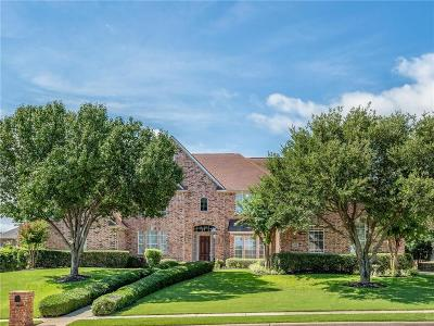 Southlake Single Family Home For Sale: 1917 Big Bend Cove