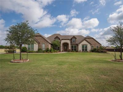 Royse City Single Family Home Active Option Contract: 2038 Muscovy Court