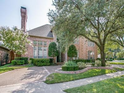 Single Family Home For Sale: 5104 Oak Tree Circle