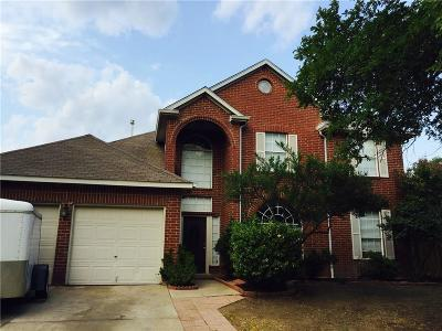 Fort Worth Residential Lease For Lease: 5353 Fort Concho Drive