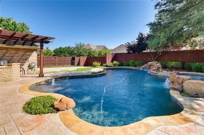 Frisco Single Family Home Active Kick Out: 3540 Barkwood Lane