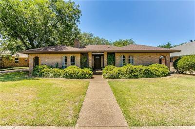 Pantego Single Family Home Active Option Contract: 3304 Peachtree Lane