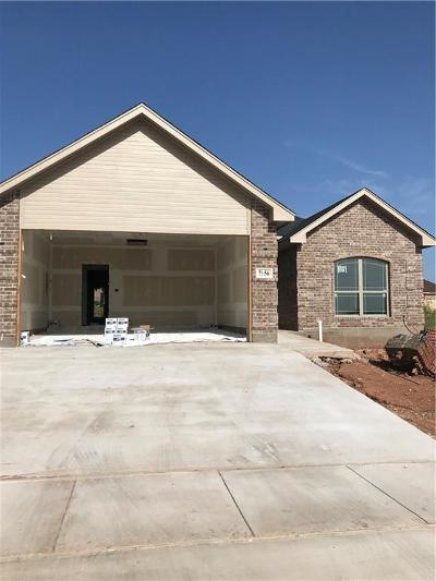 Abilene Single Family Home For Sale: 7556 Salerno Court