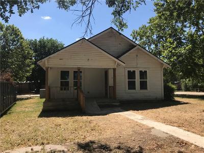 Hamilton County Single Family Home For Sale: 214 Hillcrest Street