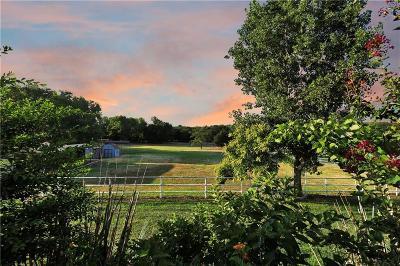 Keller Single Family Home For Sale: 1120 Oakwood Drive