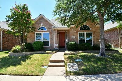 Irving Single Family Home For Sale: 8705 Wellington Road
