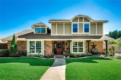 Garland Single Family Home For Sale: 1810 Westshore Drive