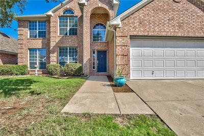 Grand Prairie Single Family Home For Sale: 5924 Lorenzo Drive