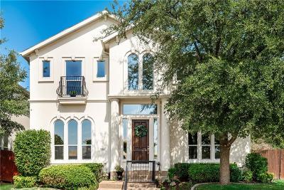 Irving Single Family Home For Sale: 3114 University Park Lane