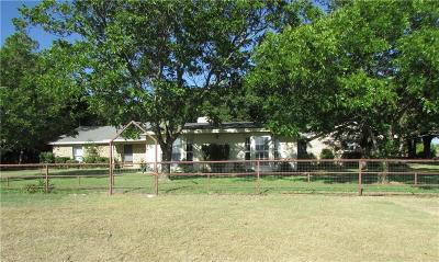 Stephenville Single Family Home For Sale: 5508 County Road 522