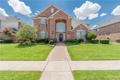 Coppell Single Family Home For Sale: 219 Sleepy Hollow Lane