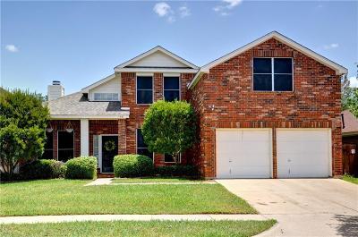 Arlington Single Family Home For Sale: 7501 Amsterdam Lane