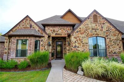 Weatherford Single Family Home Active Option Contract: 247 Arapahoe Ridge