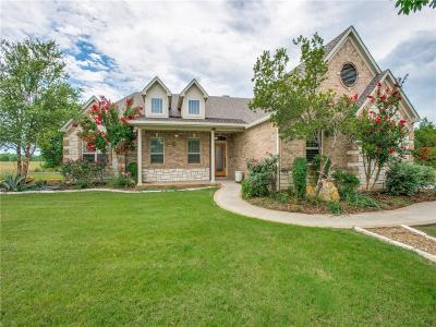 Denison Single Family Home Active Option Contract: 205 Golf Walk Circle