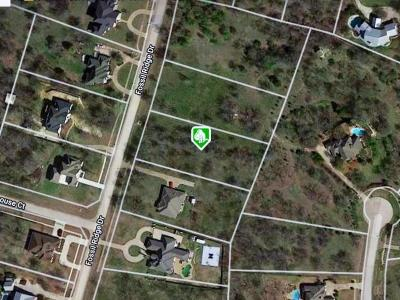 Grand Prairie Residential Lots & Land Active Contingent: 9112 Fossil Ridge Drive