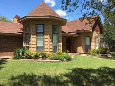 Crandall Single Family Home For Sale: 103 Buffalo Creek Drive