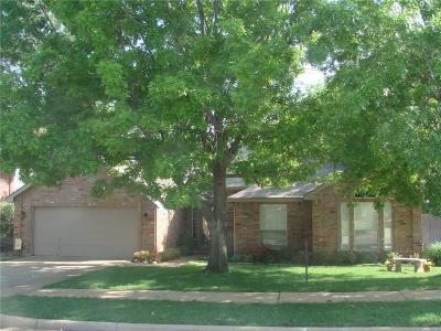 Flower Mound Single Family Home Active Option Contract: 2417 Branch Oaks Lane